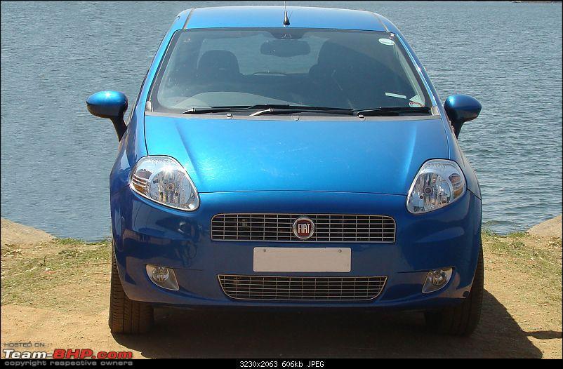 Bangalore T-BHPians Drive Meet | Tonnur lake-puntoseries1.jpg