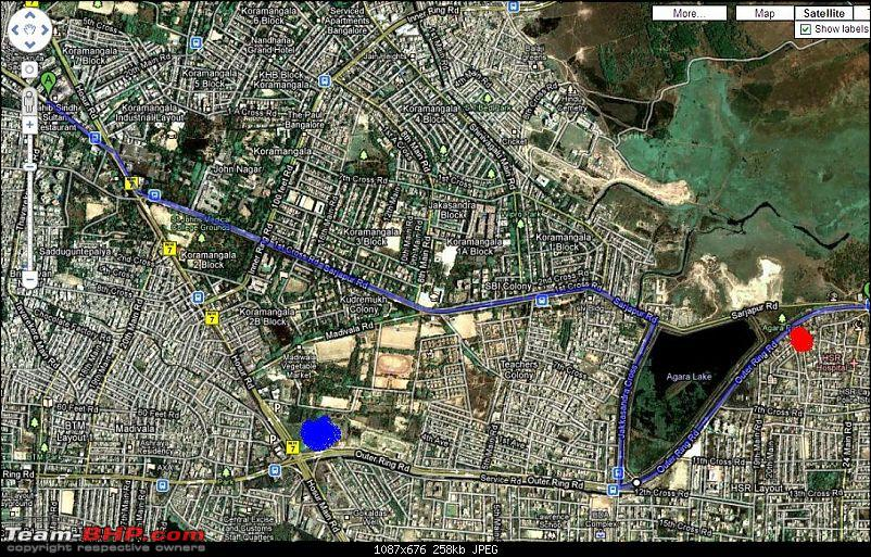 Bangalore Buddy's Meet on March 27 and 28 in Nagarhole. EDIT: Bookings closed for now-route-map.jpg
