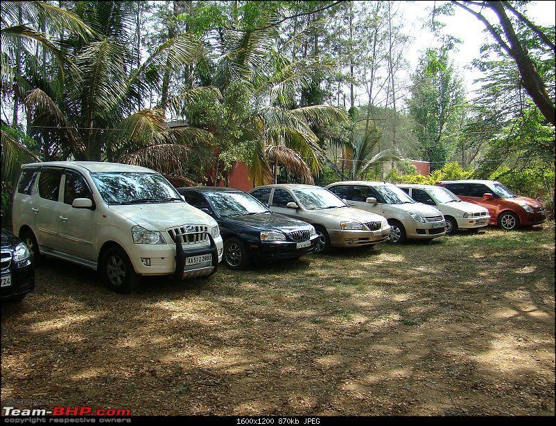 Report : Bangalore Buddy's meet - 27/28 March - Nagarhole-car6.jpg