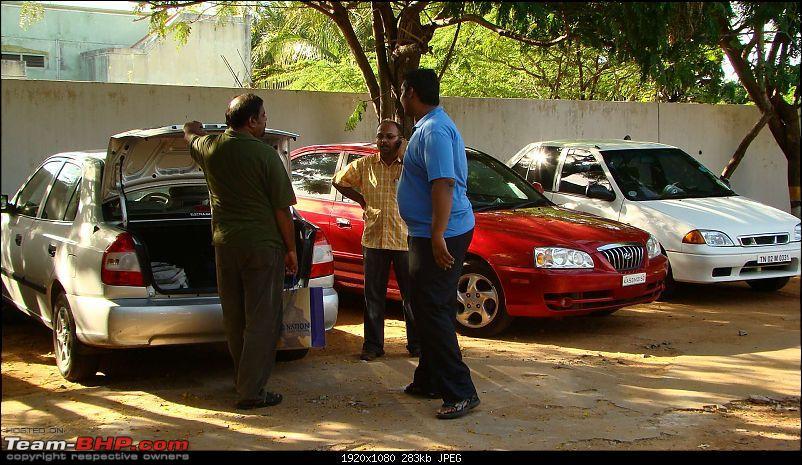 "The ""Rendez-vouz at Pondichery"" meet. Giving time a break.-chennaiboys.jpg"
