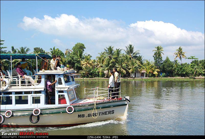 Long Time No D R I V E!  Calling Cochin/CBE/TVM - 30th Nov-boat-trip24.jpg