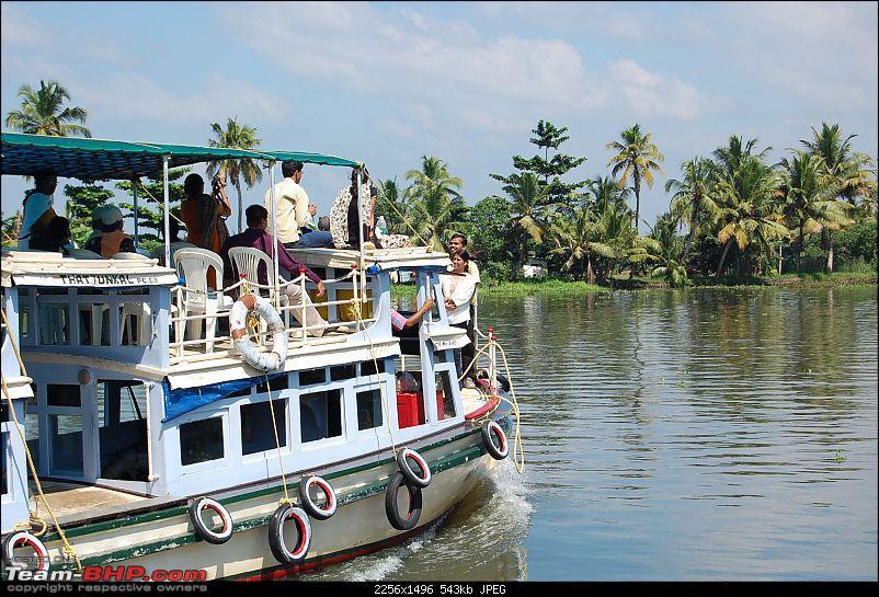 Long Time No D R I V E!  Calling Cochin/CBE/TVM - 30th Nov-boat-trip25.jpg