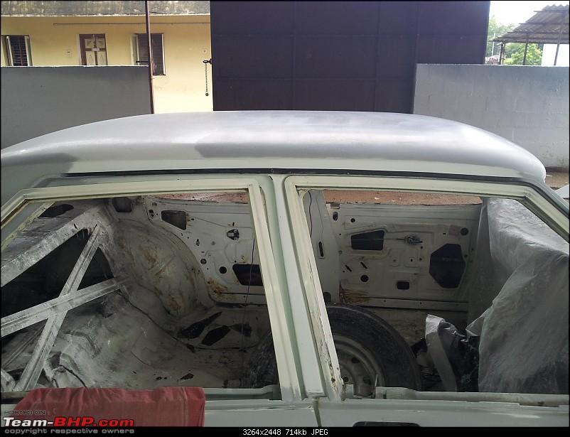 Project Starts : Contessa Classic Restoration-20121020_135859.jpg