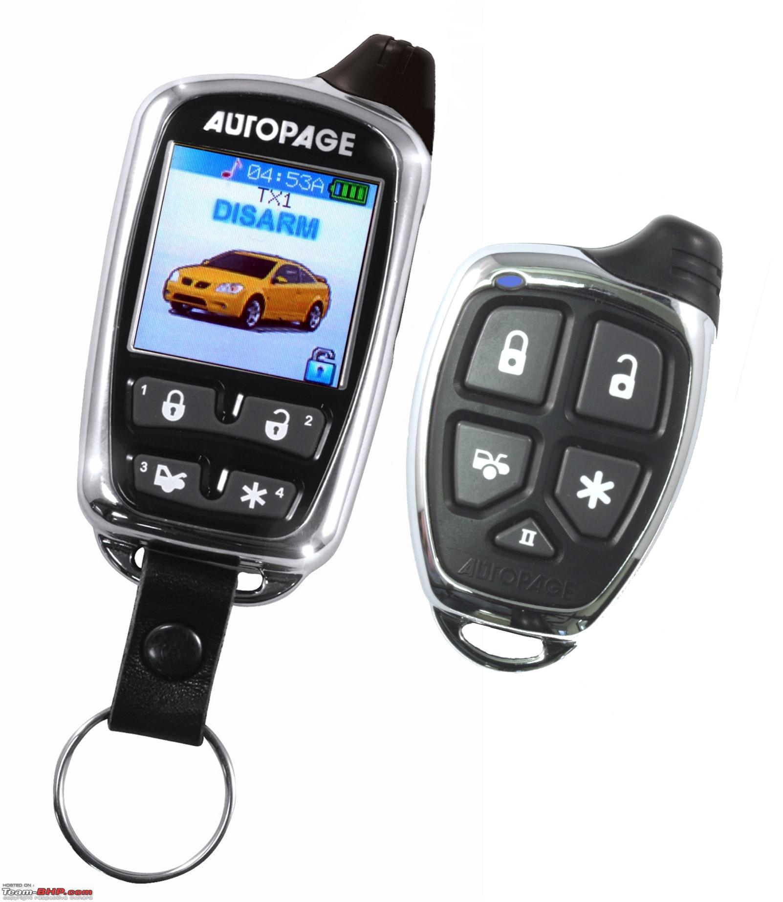 Wishlist Of Features For Your Remote Key Fob Team Bhp