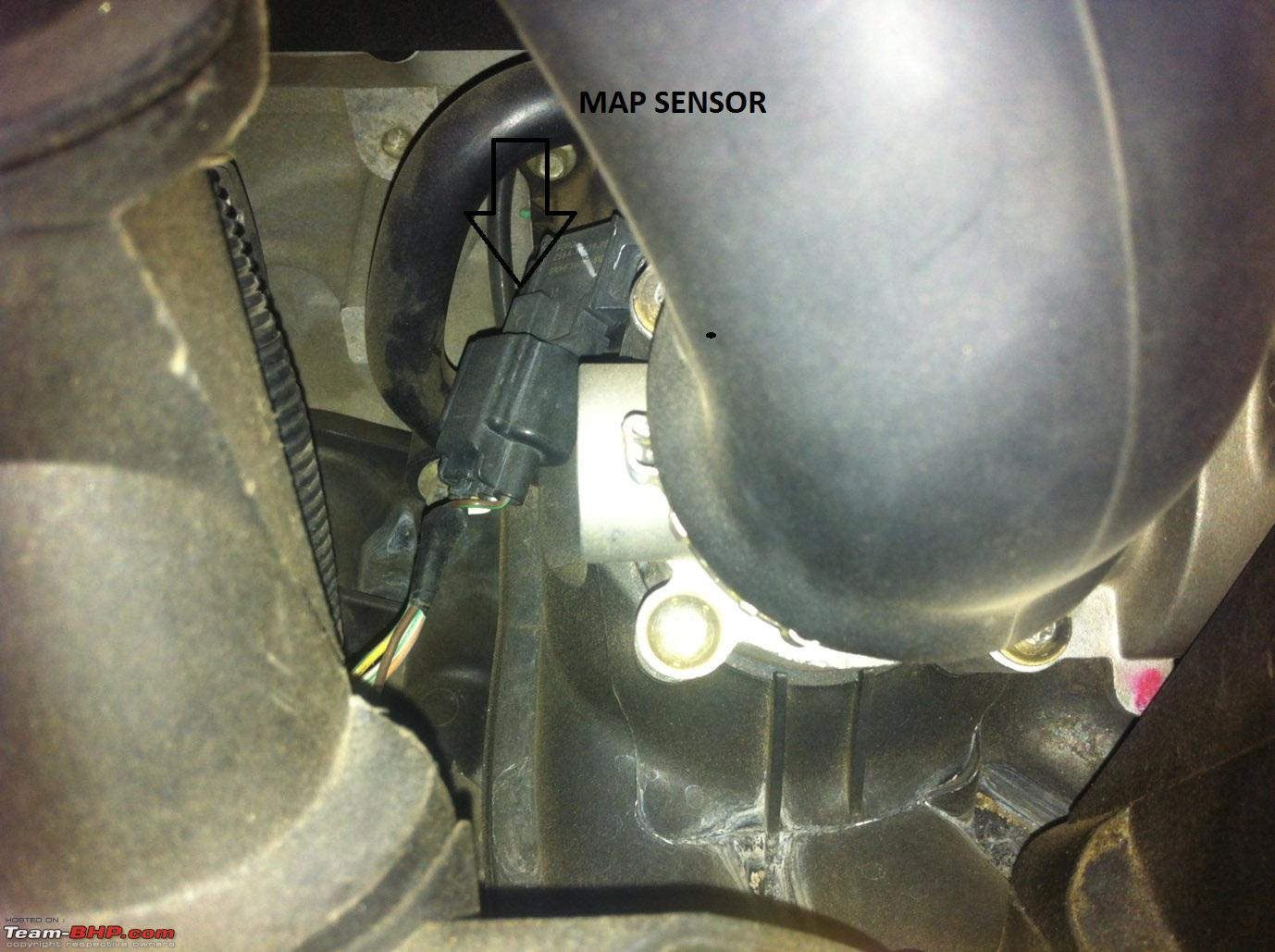 Solved Error P2135 Amp P2176 In Ford Fiesta 1 6 Petrol Team Bhp
