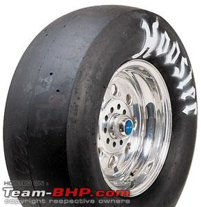 Are Bald Tyres Grippier Than New Tyres In The Dry Team Bhp