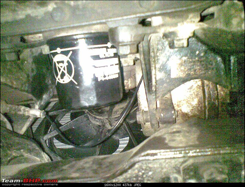 Maruti Ertiga VDi - Engine oil leak. EDIT : Issue resolved on Page 3-08062013006.jpg