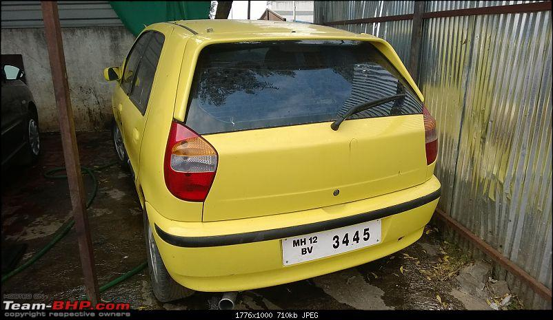 Fiat Palio S10 - Now, Restoration Complete!-rear.jpg