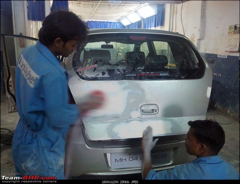 Bodywork & Painting - A. M. Motors (Borivali, Mumbai). EDIT: Now closed-img_20131117_141451.jpg