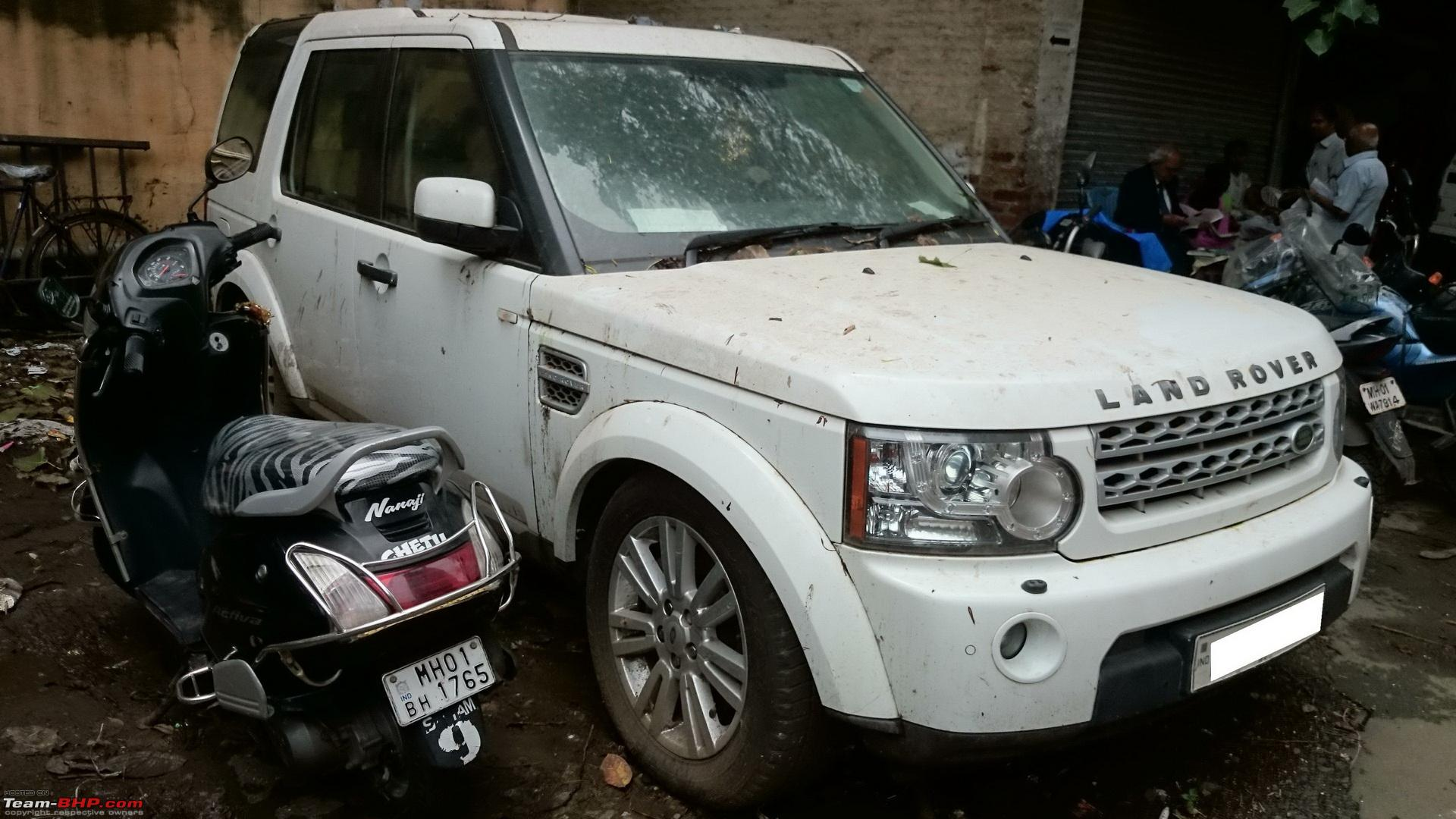Land rover discovery 4 a near death experience continuous problems poor service