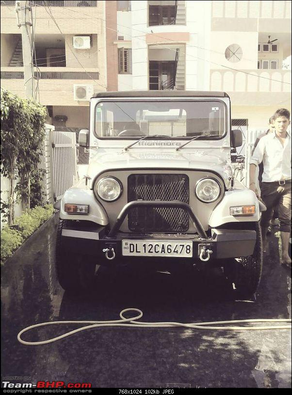 Mahindra Thar : Issues & Solutions-1424152489564.jpg