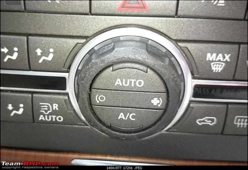 Land Rover Discovery 4: A near death experience, continuous problems & poor service-knob1.jpg