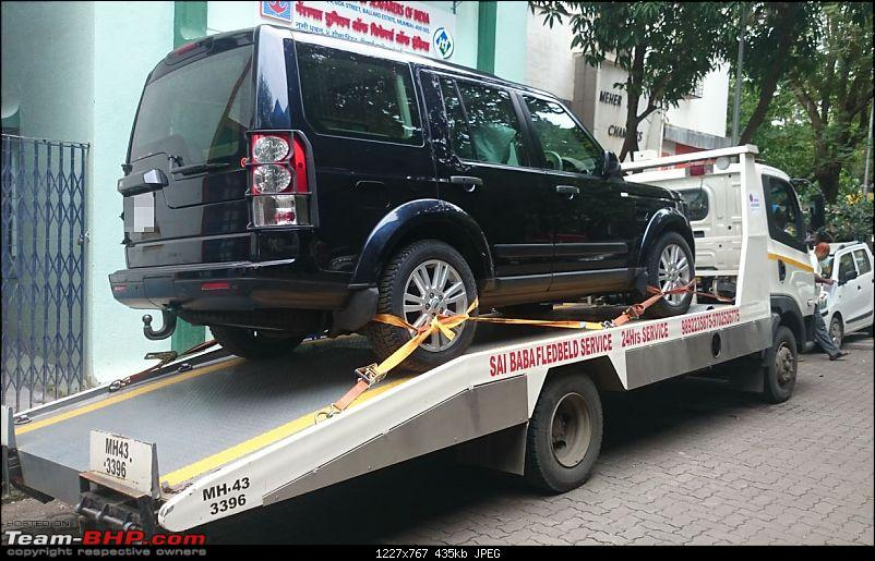 Land Rover Discovery 4: A near death experience, continuous problems & poor service-7115-flatbed.jpg