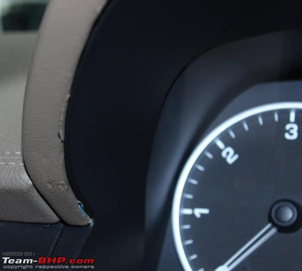 Name:  Damage around instrument cluster.PNG