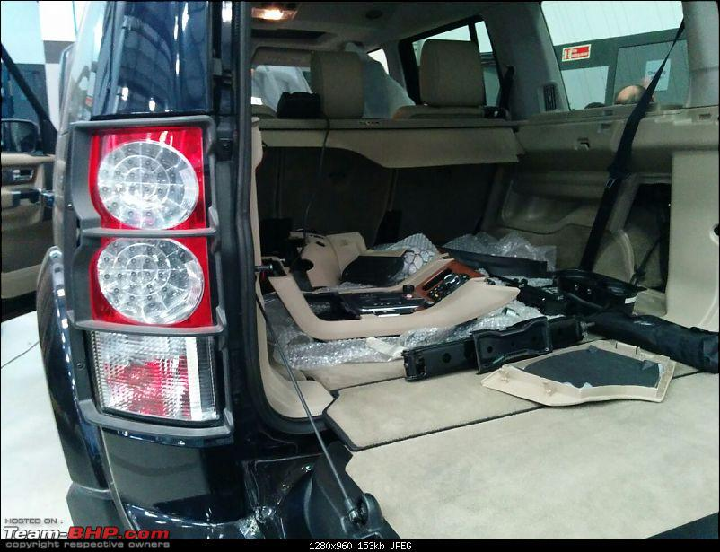 Land Rover Discovery 4: A near death experience, continuous problems & poor service-workshop2.jpg