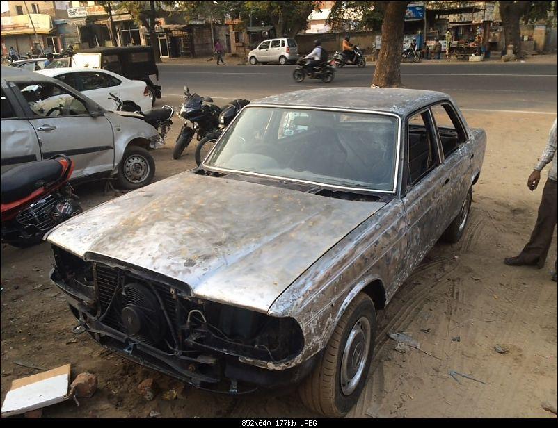 The Shining Star: Overhauling my '85 Mercedes 300D W123-img20150218wa0028.jpg