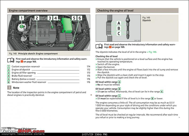 What's the correct oil level check procedure?-skoda-octavia.png