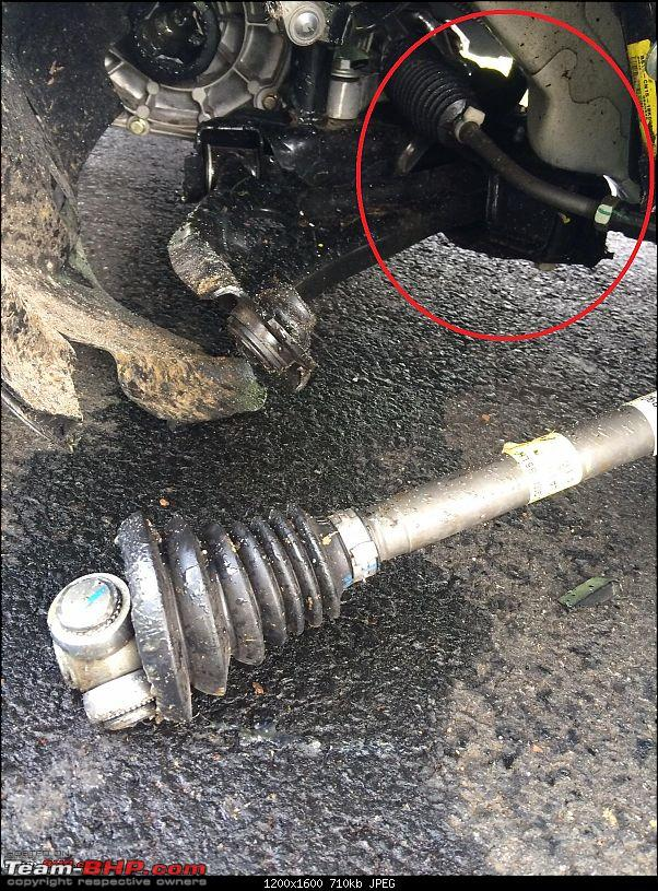 Ford EcoSport - Axle breaks on highway. EDIT: Due to accident (details on page 11)-img20151101wa0029.jpg