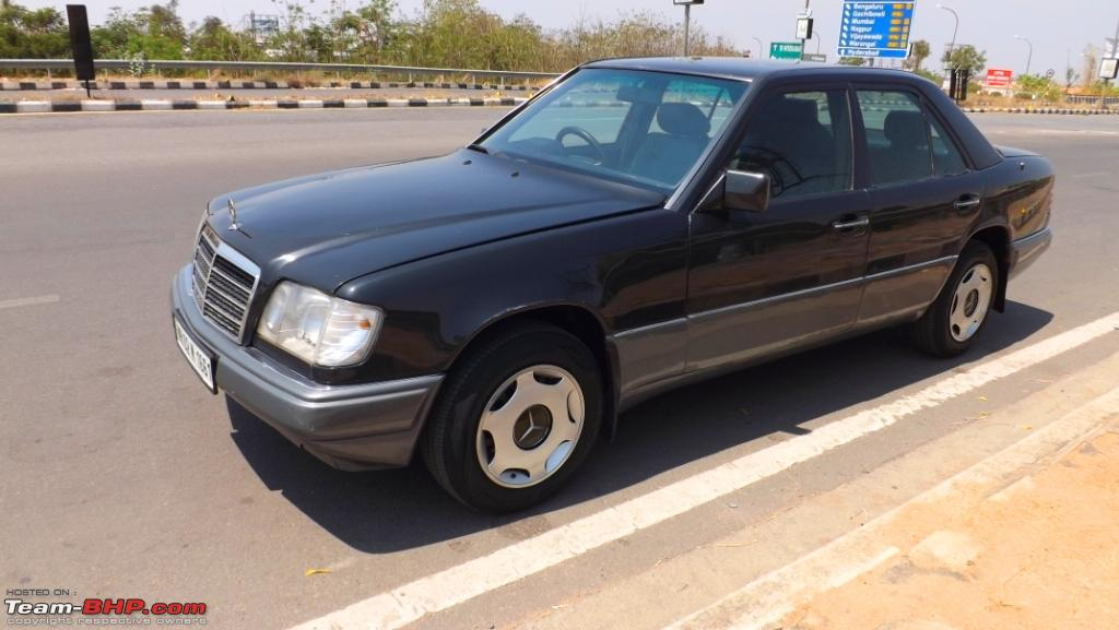 Mercedes W124 E Cl Support Group - Page 64 - Team-BHP on