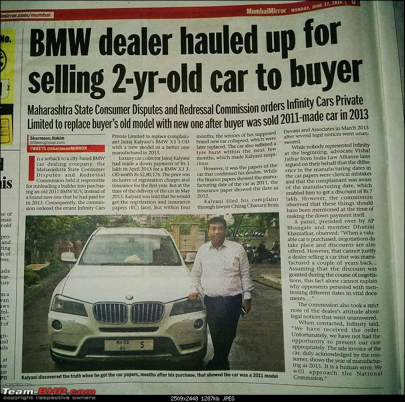 Infinity Cars (BMW Dealer) wants Rs. 4,000 to Re-charge the battery!-psx_20160627_110358.jpg