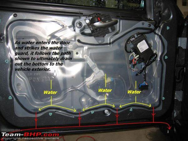 Water Leakage in cars - Causes & solutions - Team-BHP