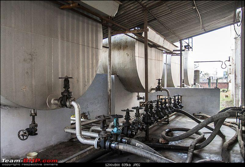 Inside the Raaj Unocal Lubricants factory (Faridabad), used oil analysis & an interview-2-26.jpg
