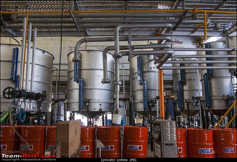 Inside the Raaj Unocal Lubricants factory (Faridabad), used oil analysis & an interview-2-1.jpg