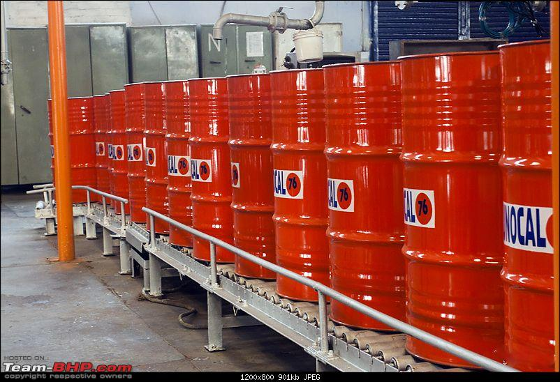 Inside the Raaj Unocal Lubricants factory (Faridabad), used oil analysis & an interview-2-16.jpg