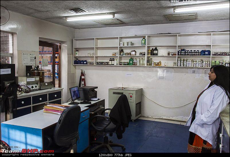 Inside the Raaj Unocal Lubricants factory (Faridabad), used oil analysis & an interview-4-10.jpg