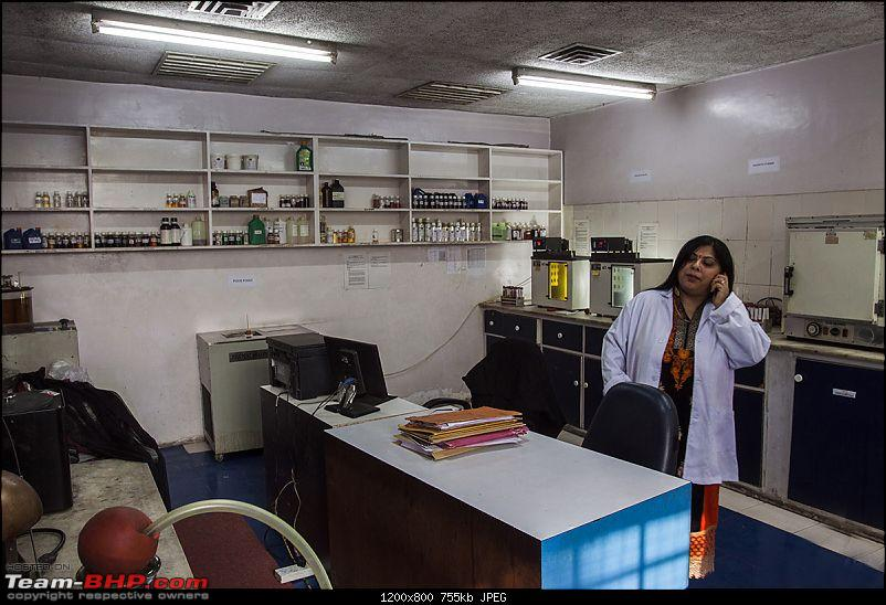Inside the Raaj Unocal Lubricants factory (Faridabad), used oil analysis & an interview-4-11.jpg