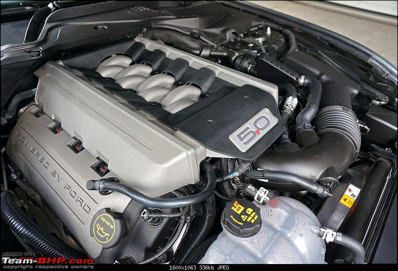 The best-looking Engine Bays among Indian cars-fordmustang02.jpg