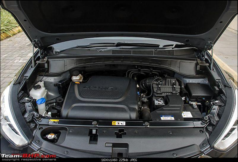 The best-looking Engine Bays among Indian cars-hyundaisantafe02.jpg