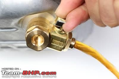 Aftermarket Engine Oil Drain Valve Better Than The