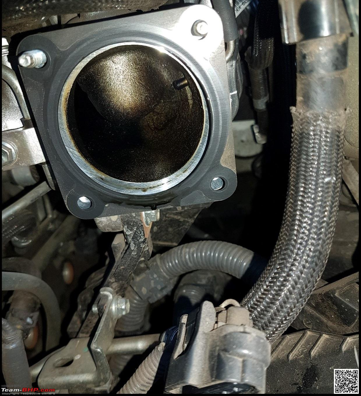 D Explained Why Diesel Engines Need Throttle Body Throttle Plate