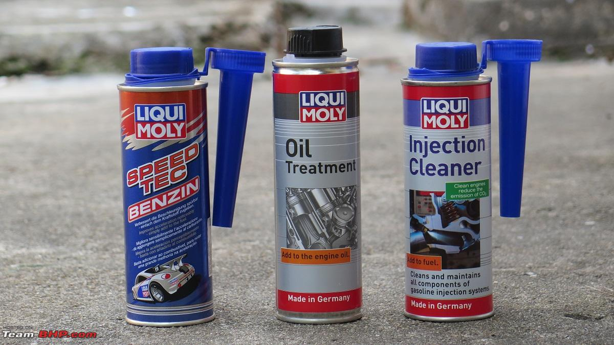Review: Liqui Moly Oil in my Skoda Laura - Page 2 - Team-BHP