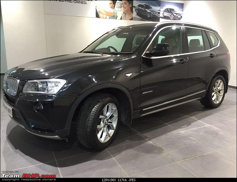 BMW X3 (F25) at 130,000 km - Spends 25% of its time in the workshop-img20160913wa0022.jpg