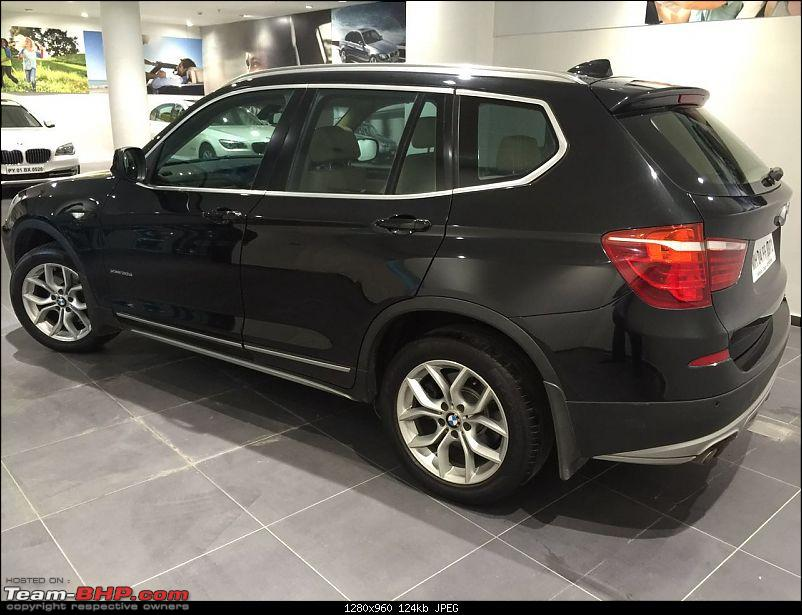 BMW X3 (F25) at 130,000 km - Spends 25% of its time in the workshop-img20160913wa0021.jpg