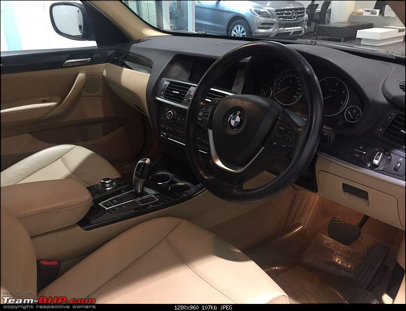 BMW X3 (F25) at 130,000 km - Spends 25% of its time in the workshop-img20160913wa0015.jpg