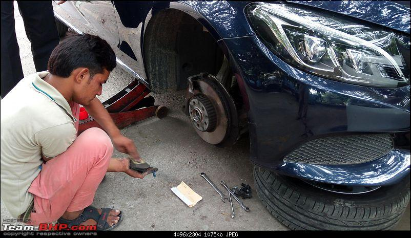 Mercedes C-Class: Grinding noise from the brakes-c200-6.jpg