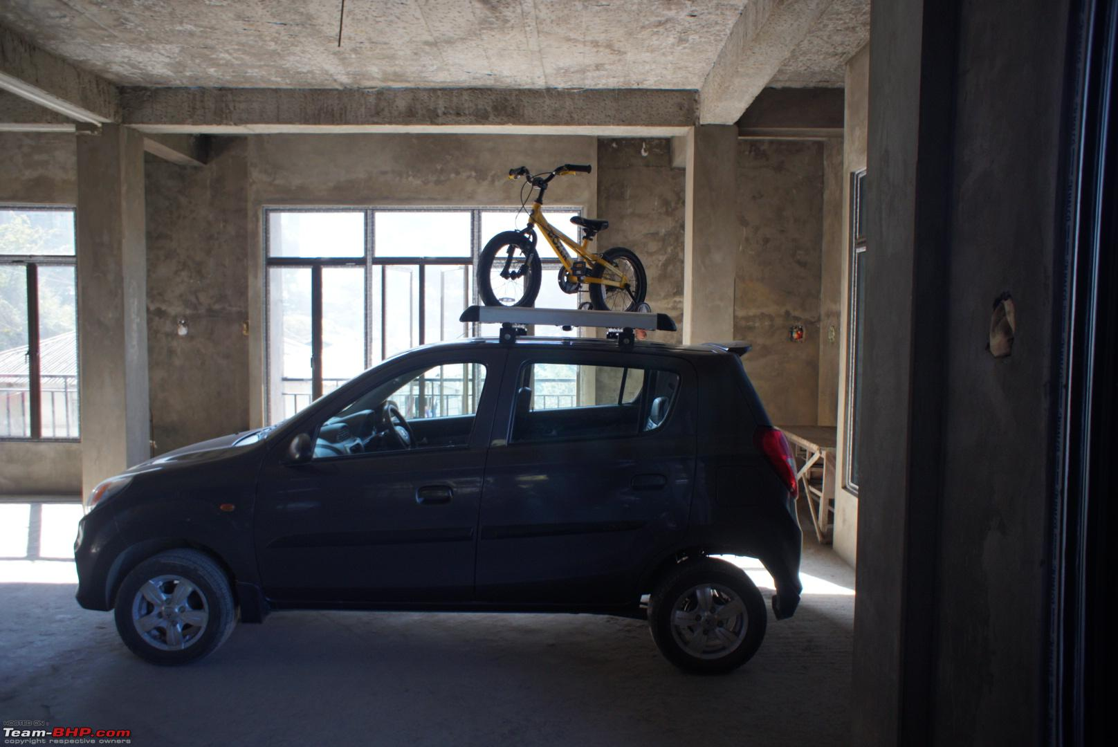 Questions About Roof Racks Carriers Bicycle Carriers