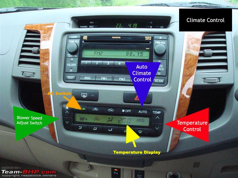What Is Climate Control >> Ac Vs Climate Control Page 2 Team Bhp