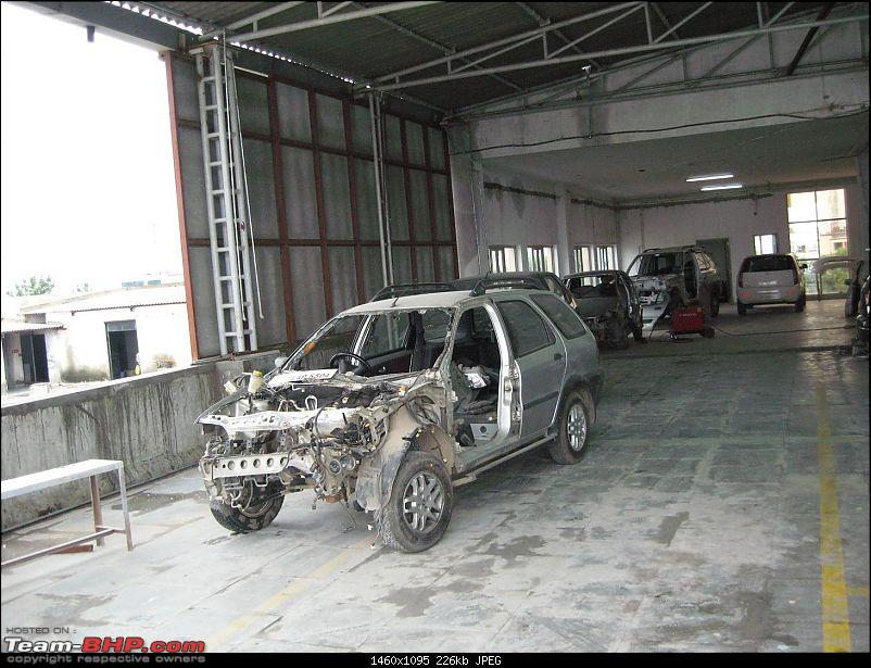 Car (FIAT Adventure) standing since 4.5 months, waiting spares to get repaired.-11.jpg