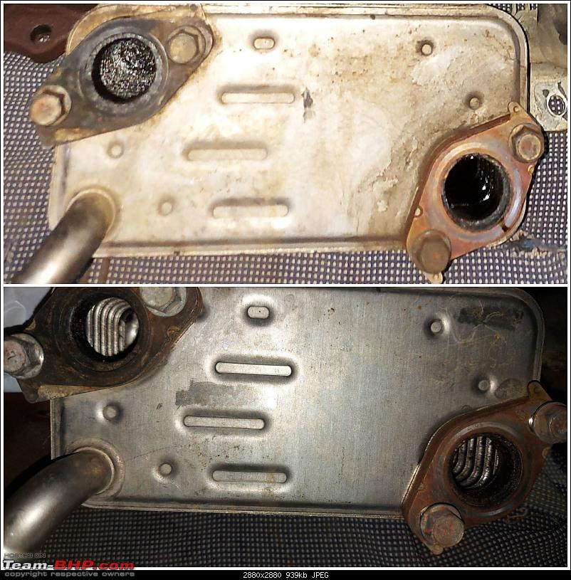 My pre-owned Mitsubishi Pajero Sport | Return of the overheating ghost & solving it-pajerosport_egrcooler_beforevsafter1.jpg