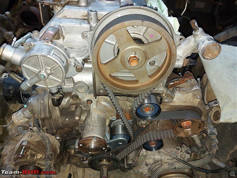 My pre-owned Mitsubishi Pajero Sport | Return of the overheating ghost & solving it-pajerosport_newtimingkit1.jpg