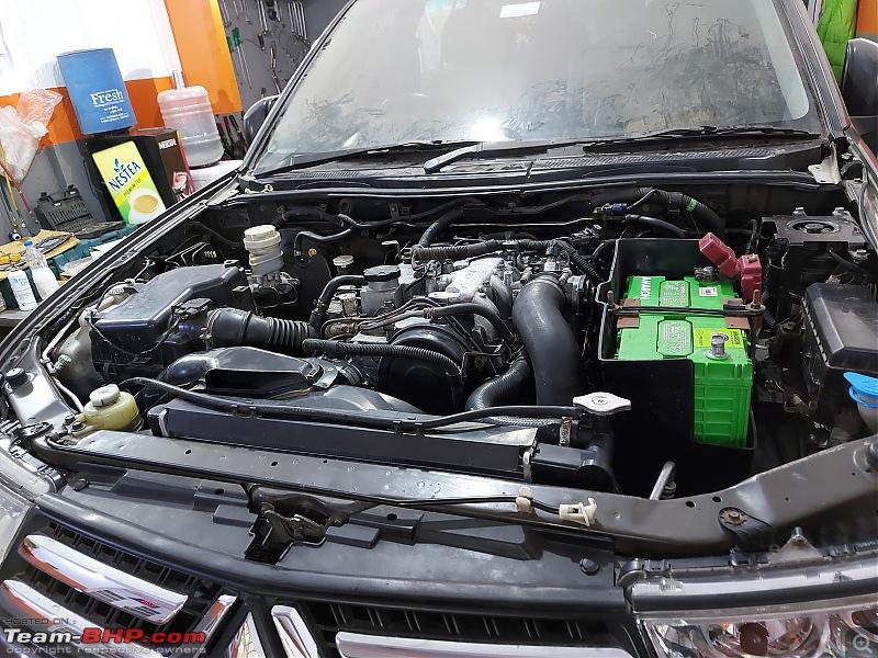 My pre-owned Mitsubishi Pajero Sport | Return of the overheating ghost & solving it-pajerosport_readyforstartup.jpg