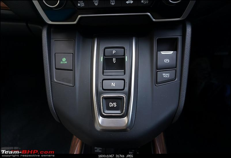 Unconventional Automatic Gear-Shifters seen in cars-crv-button-shift.jpg