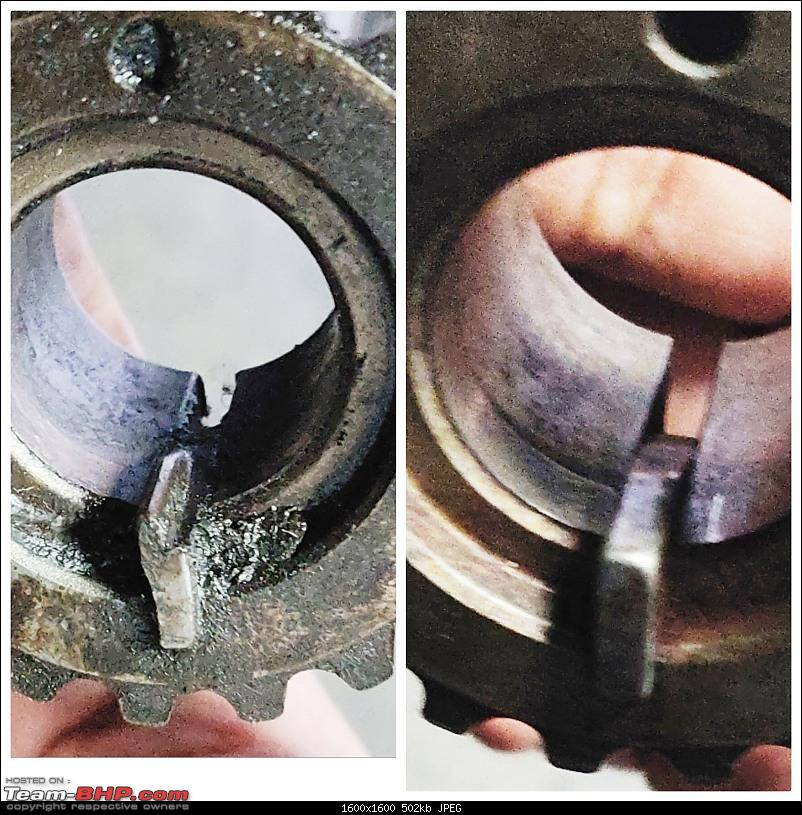Renault Duster: Engine timing changed, warranty denied, pathetic customer service-1618495099597.jpg