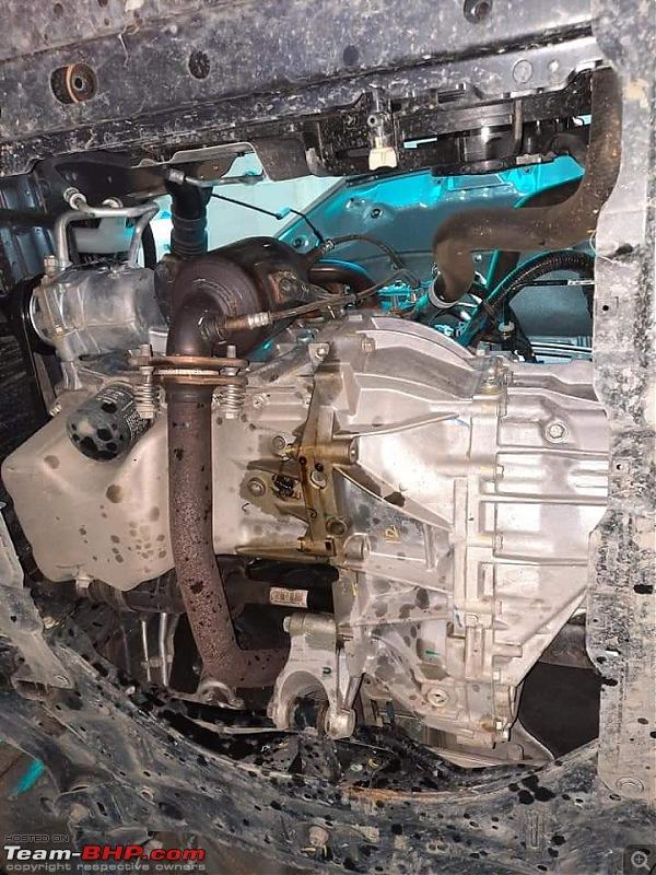Why you should get an engine guard | Damaged oil pan leads to Maruti Ertiga engine failure @ 6000 km-242127202_2671292989843590_9042305534114659873_n.jpg