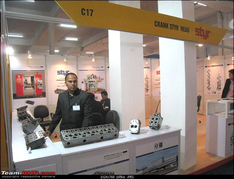 Component & Equipment Manufacturers at Auto Expo 2010-img_2844.jpg