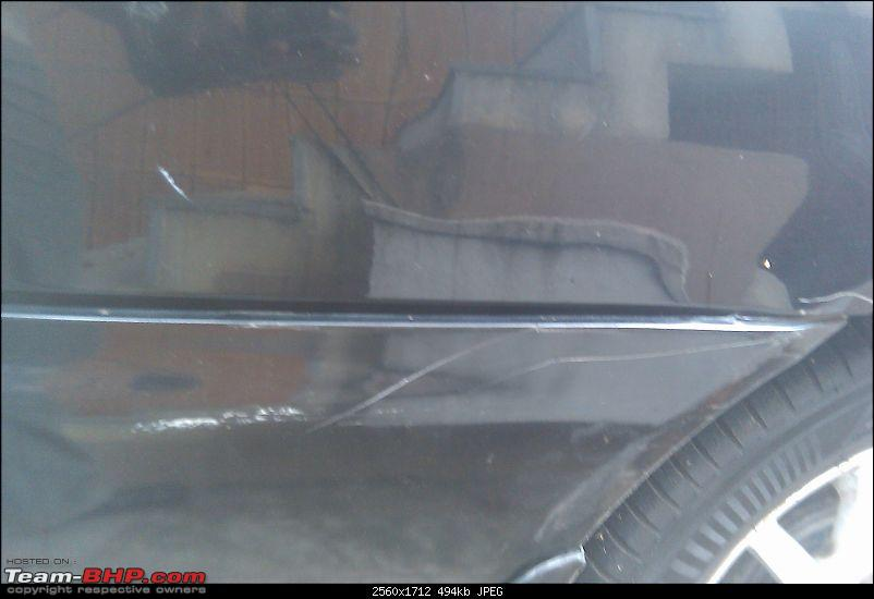 Baleno-ed to Bangalore, Now it needs some attention !!-20100610-07.15.14.jpg